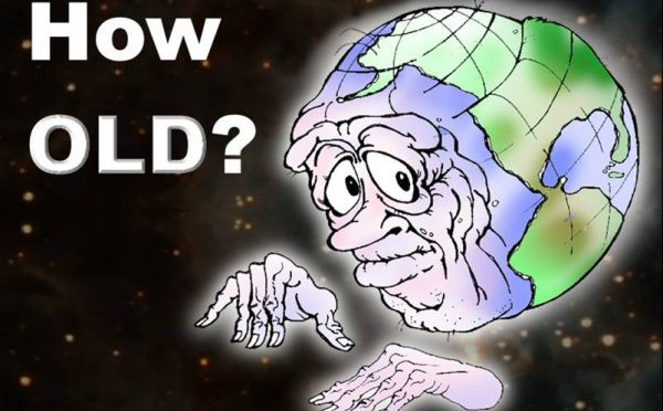 Just old IS the Earth?